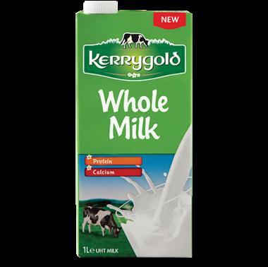 milk flavor variant